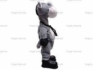 Танцующая игрушка «Ослик», A197, купить