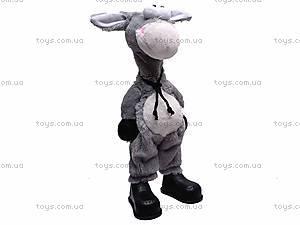 Танцующая игрушка «Ослик», A197, фото