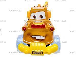 Танцующая машина «Тачки», QX-3519-22DL, детские игрушки