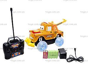 Танцующая машина «Тачки», QX-3519-22DL, toys.com.ua