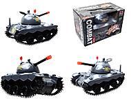 Игрушечный танк для детей Combat, 00568, купить