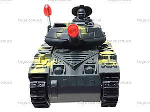 Игрушечный танк «Отважный», 00768, фото