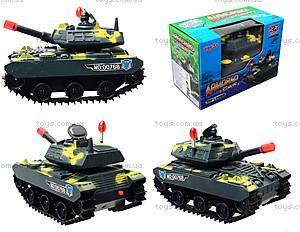 Игрушечный танк «Отважный», 00768