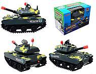 Игрушечный танк «Отважный», 00768, отзывы