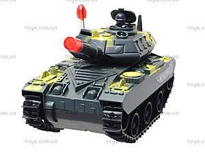 Игрушечный танк «Отважный», 00768, игрушки
