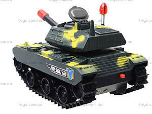 Игрушечный танк «Отважный», 00768, детские игрушки
