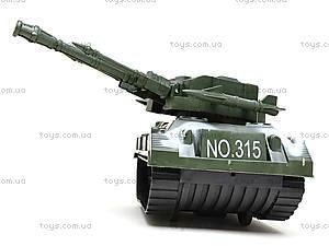 Танк игрушечный для детей, 315-11, фото