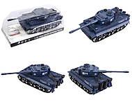 Инерционный танк с музыкой и светом, 360-46, отзывы