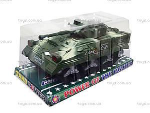 Игрушечный танк «Армия», 43082308, купить