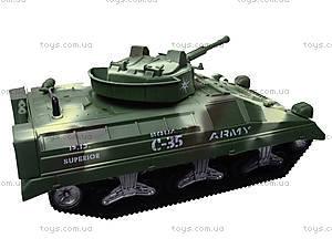 Игрушечный танк «Армия», 43082308, отзывы
