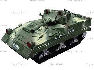 Игрушечный танк «Армия», 43082308, игрушки