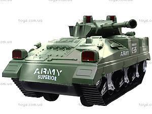 Игрушечный танк «Армия», 43082308, детские игрушки