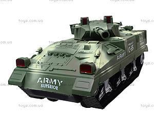 Игрушечный танк «Армия», 43082308, магазин игрушек
