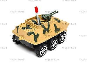 Игрушечный танк, инерционный, 560-31, купить