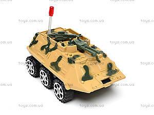 Игрушечный танк, инерционный, 560-31, фото