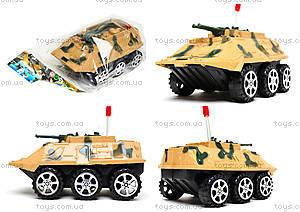 Игрушечный танк, инерционный, 560-31