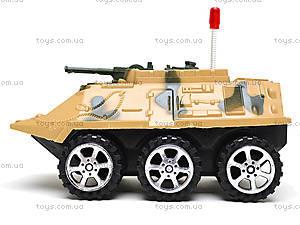 Игрушечный танк, инерционный, 560-31, игрушки