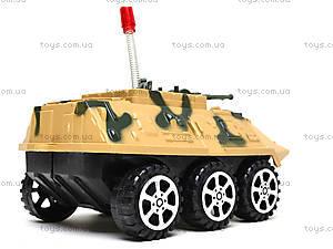 Игрушечный танк, инерционный, 560-31, магазин игрушек