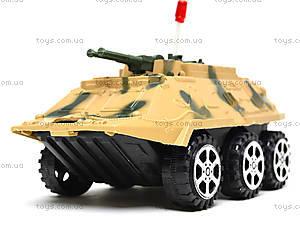 Игрушечный танк, инерционный, 560-31, toys.com.ua