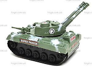 Детский танк Super Panzer, 568-11, купить