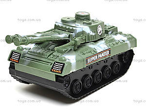 Детский танк Super Panzer, 568-11, отзывы