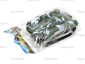 Детский танк Super Panzer, 568-11, детские игрушки