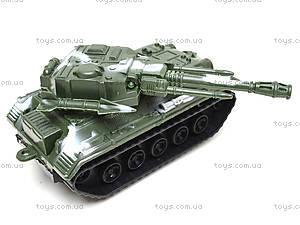 Игрушечный танк «Боец», 58-3, фото