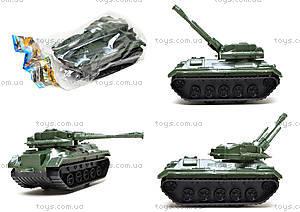 Игрушечный танк «Боец», 58-3