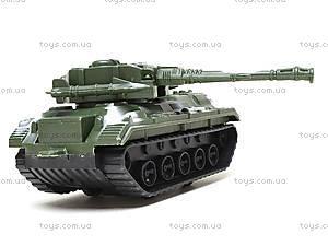 Игрушечный танк «Боец», 58-3, отзывы