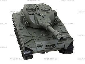 Детский танк с эффектами, 58626365, цена