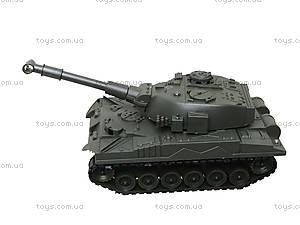 Детский танк с эффектами, 58626365, магазин игрушек