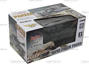 Детский танк с эффектами, 58626365, toys.com.ua