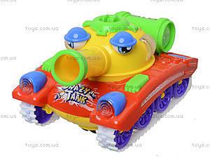 Игрушечный танк с музыкой и световыми эффектами, 908A, купить