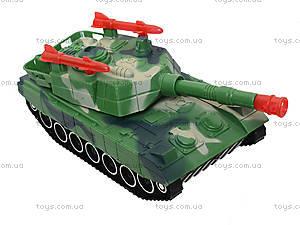 Детский танк с подсветкой и звуковыми эффектами, 2016C, отзывы