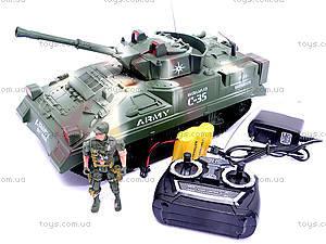 Танк для детей, на радиоуправлении, 387A, игрушки