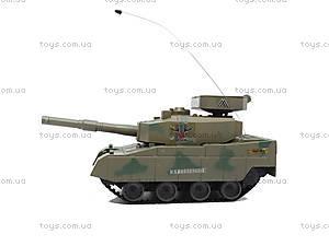 Танк для танковых боев на радиоуправлении, 3828A-1, доставка