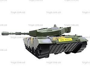Танк инерционный с аксессуарами, K773, купить