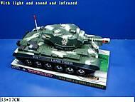 Инерционный танк M26, со светом, M26, набор