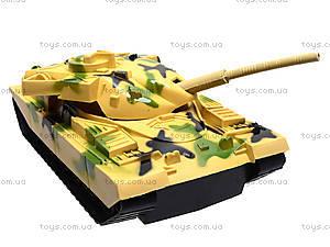 Танк инерционный «Атака», Q2-585B, детские игрушки