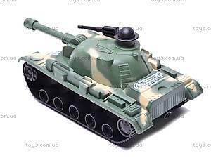 Танк инерционный, детский, 2012-4, купить