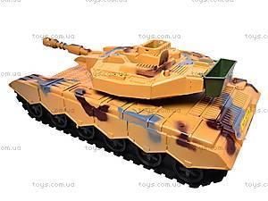 Танк инерционный детский, K778, детские игрушки
