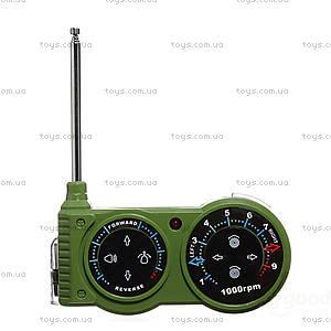 Танк микро радиоуправляемый 1:72 Tiger, GWT2117-3, отзывы