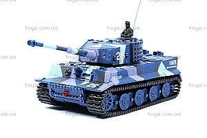 Танк микро радиоуправляемый 1:72 Tiger, GWT2117-3