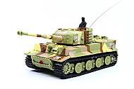Танк микро р/у Tiger со звуком, GWT2117-2, фото