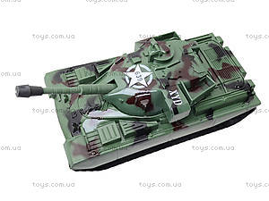 Музыкальный танк со световыми эффектами, DD1-1120C, фото