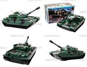 Музыкальный танк со световыми эффектами, DD1-1120C