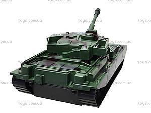 Музыкальный танк со световыми эффектами, DD1-1120C, игрушки
