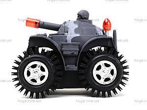 Музыкальный танк с эффектами, 00268, игрушки