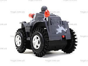 Музыкальный танк с эффектами, 00268, магазин игрушек