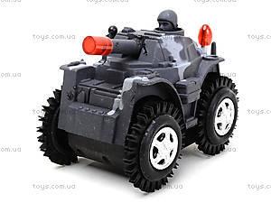 Музыкальный танк с эффектами, 00268, toys.com.ua